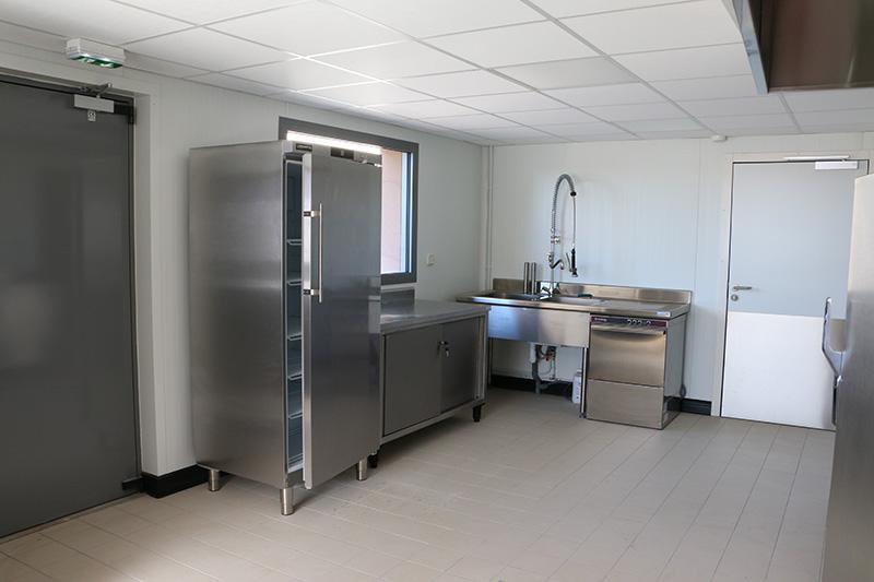 salle de réception avec cuisine près de Reims