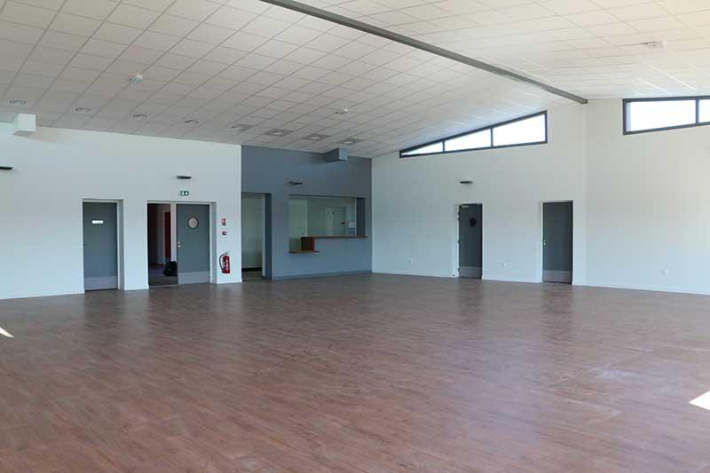 Salle de réception à louer pour 180 personnes près de Reims à Ormes 51 (Marne)
