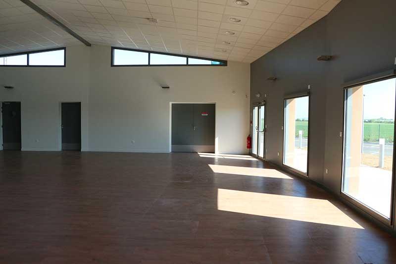 Location salle de réception 180 personnes près de Reims à Ormes 51 (Marne)